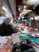 青森の市場